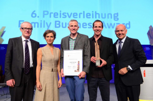 Family Business Award - Familienunternehmen können sich ab jetzt bewerben!