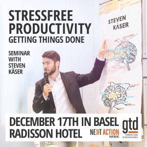 GTD für stressfreie Produktivität