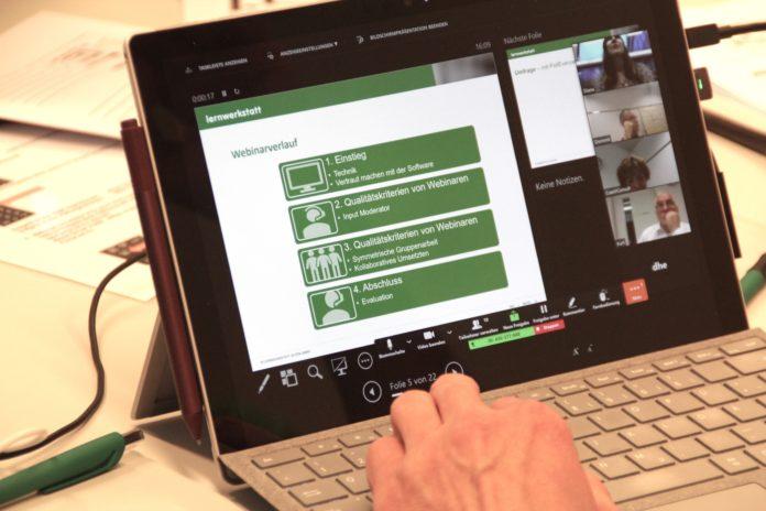 Die Lernwerkstatt Olten bietet Kurse zur «Online-Fitness» an.