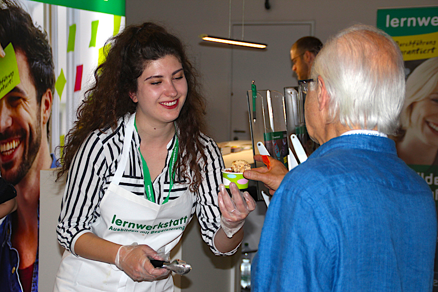 Lernwerkstatt, Lernwerkstatt Olten, Weiterbildung, HR Festival, Zürich, Eis, HR, Human Ressources